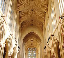 The Abbey, Bath by beautifulbath