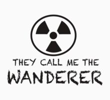 They call me the Wanderer by Lewis Urquhart