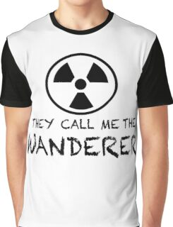They call me the Wanderer Graphic T-Shirt