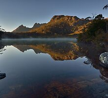 The lovely Lake Lilla by Ian Berry