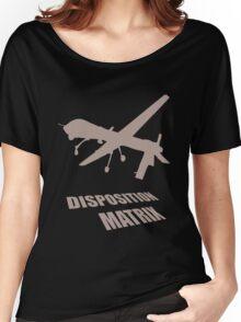 Disposition Matrix Women's Relaxed Fit T-Shirt