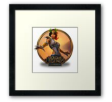 Cassiopeia - League of Legends Framed Print