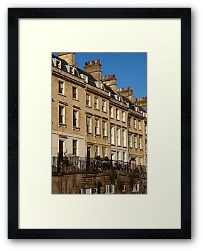 Walcot Terrace, Bath by beautifulbath