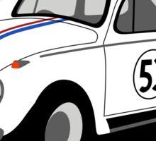 Volkswagen Beetle - Herbie Sticker