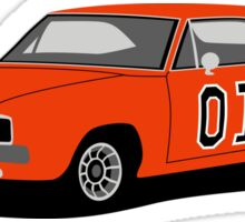 Dodge Charger - The General Lee Sticker