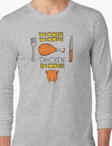 Winner Winner Chicken Dinner: Loud and Proud Rotisserie Chicken Windfall T-Shirt