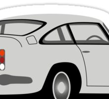 Aston Martin DB5 - James Bond Sticker