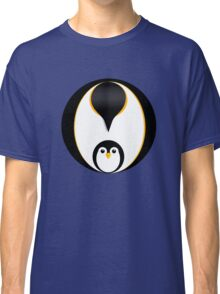 'In Pole Position' - Penguin T-Shirt Classic T-Shirt