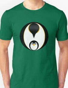 'In Pole Position' - Penguin T-Shirt Unisex T-Shirt