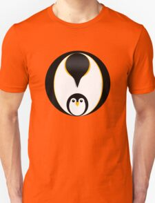 'In Pole Position' - Penguin T-Shirt Unisex T-Shirt