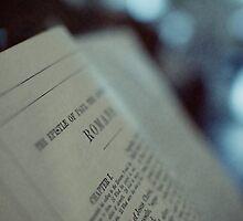 Romans Chapter I by Nikki Smith