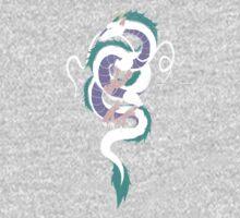 Haku the River Spirit Baby Tee