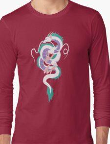 Haku the River Spirit Long Sleeve T-Shirt