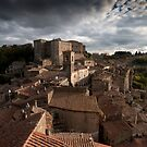 Sorano by Wonderful Tuscany Landscapes
