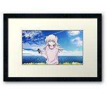Charlotte: Tomori Nao 1 Framed Print