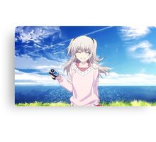 Charlotte: Tomori Nao 1 Canvas Print