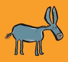 donkey by greendeer