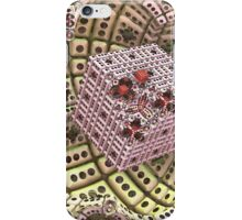 The Magical Box, abstract 3-d case iPhone Case/Skin