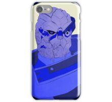 Garrus Vakarian Portrait iPhone Case/Skin