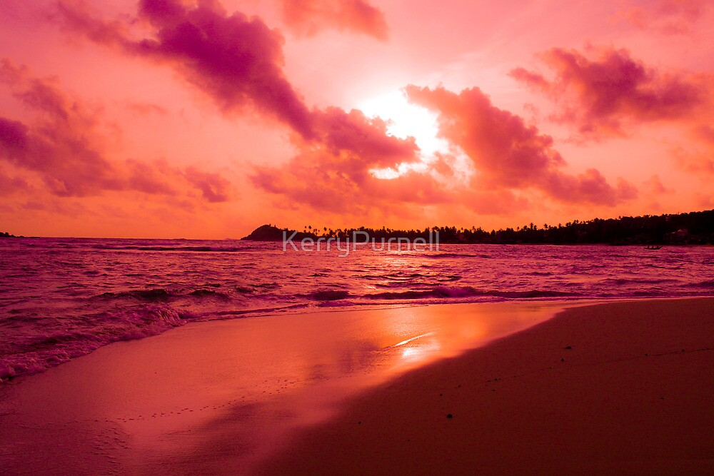 Laccadive Sky by KerryPurnell