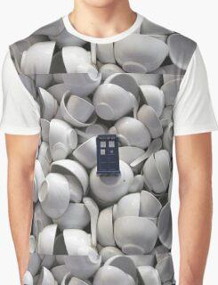 Bowl of TARDIS Graphic T-Shirt