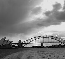 On the Harbour by Michelle Ricketts