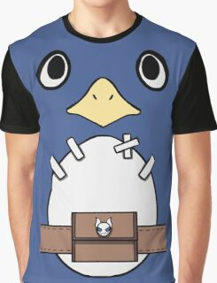 Be a Prinny, Dood! Graphic T-Shirt