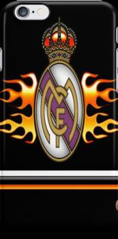 Real Madrid Club de Futbol by tba4life