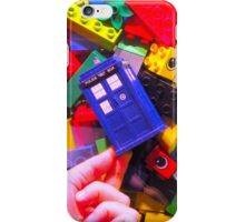 Lego My TARDIS iPhone Case/Skin