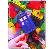 Lego My TARDIS iPad Case/Skin