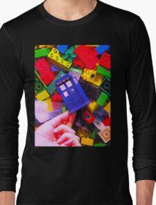 Lego My TARDIS Long Sleeve T-Shirt