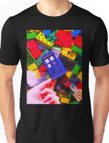 Lego My TARDIS Unisex T-Shirt