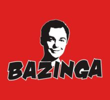 BAZINGA!!! by bigredbubbles6