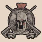 2nd Platoon Spartans 1st SQD by eviledna215