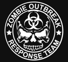Zombie Outbreak - White by bigredbubbles6