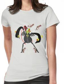 Kerminetta Womens Fitted T-Shirt