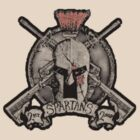 2nd Platoon Spartans 2nd SQD by eviledna215