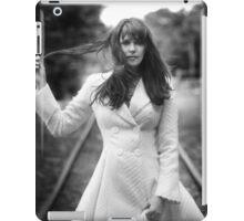 Amanda Tapping vs iPad by Filmart (AT-Vers III) iPad Case/Skin