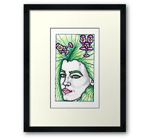 The 5 of Cups Framed Print