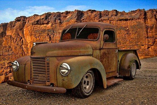 1941 International Pickup by TeeMack