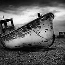 The Trawler, Dungeness by DaveTurner