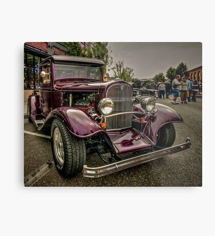 T Rod Truck Metal Print