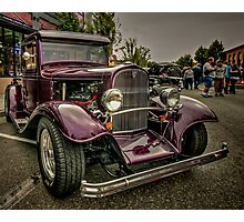 T Rod Truck Photographic Print