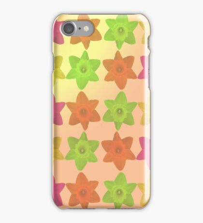 Flower Tessellation iPhone Case/Skin