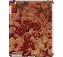 Eggshell Rust ipad case iPad Case/Skin