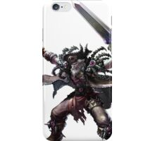 Cervantes case 1 iPhone Case/Skin