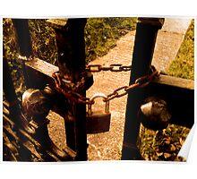 Lock... Poster