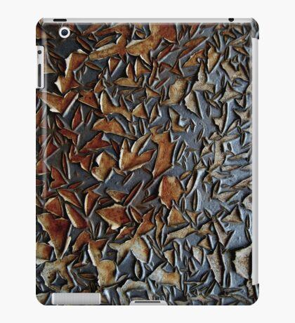 Peeling Rust ipad case iPad Case/Skin