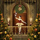 Dancing Ballerina and Nutcracker by xgdesignsnyc