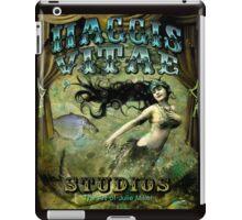 La Sirena - HaggisVitae Studios iPad Case/Skin